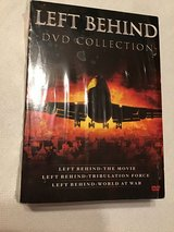 DVD Left Behind in Fort Campbell, Kentucky