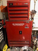 2 piece tool cabinet in Ramstein, Germany