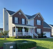 TWO STORY BRICK AND VINYL SIDING HOME. A wonderful, move-in ready, 4 bedroom, 2 and 1/2 baths, s... in Camp Lejeune, North Carolina