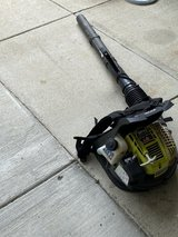 Ryobi backpack leaf blower in Fort Campbell, Kentucky