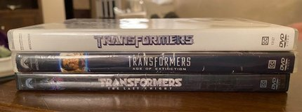 Transformers DVDs in Bolingbrook, Illinois