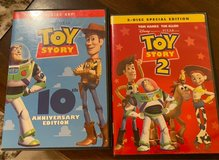 Toy Story 2 Disc Sets in Bolingbrook, Illinois