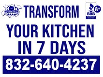 UPGRADE YOUR KITCHEN FOR LESS in Conroe, Texas