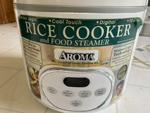 10-cup Rice Cooker in Naperville, Illinois