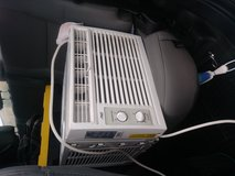 Small unit window air conditioning in Camp Pendleton, California