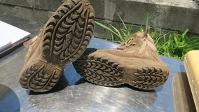 steel toes good working boots size 11.5 in Okinawa, Japan