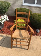 Ladder back chairs (Set of 2 ) in Naperville, Illinois
