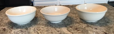 Serving Bowls in Naperville, Illinois