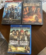 Pirates of the Caribbean DVDs in Naperville, Illinois