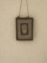Wall hanging (2) in Ramstein, Germany
