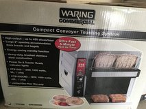 Brand new commercial toaster in Naperville, Illinois