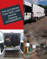 Delivery & Pick up /Trash /Junk /cleaning services in Ramstein, Germany