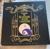 Nightmare Before Christmas Laser Discs & Book in Naperville, Illinois