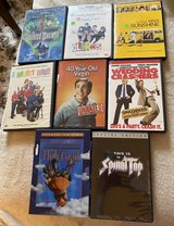 Comedy DVDs in Naperville, Illinois
