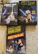 """Family Guy """"Star Wars"""" DVDs in St. Charles, Illinois"""