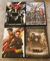 4 DVDs in Naperville, Illinois
