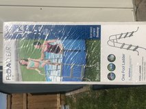 Pool and ladder both brand new in box in Joliet, Illinois
