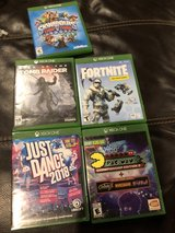 10 Xbox one games in Kingwood, Texas