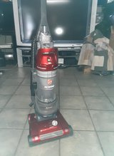 Hoover High Performance Upright Vacuum Cleaner with Filter Made with HEPA Media, in 29 Palms, California