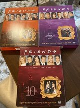 Friends DVDS in Bolingbrook, Illinois