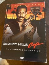 Beverly Hills Cop DVD Set in Naperville, Illinois