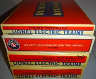 Vintage Lionel trains O gauge /scale Remote Control Switch AND/OR Crossover Track in Naperville, Illinois