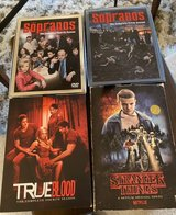 The Sopranos/True Blood/Stranger Things in Bolingbrook, Illinois