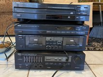 Yamaha Stereo System in Camp Pendleton, California