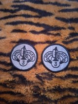 2 military velcro patches • New item in Fort Hood, Texas