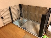 Pet Kennel for small/med size pet in Okinawa, Japan
