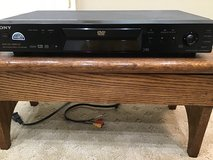 DVD player, Sony in Plainfield, Illinois