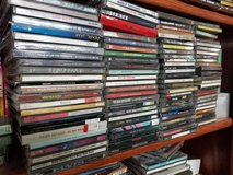 CD collection in 29 Palms, California