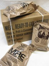 *WANTED* I buy Military gear and MRE's in Camp Pendleton, California