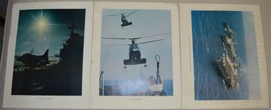 REDUCED US NAVY vintage posters in 29 Palms, California