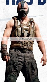 The Dark Knight Rises Bane Leather Vest in Fort Drum, New York