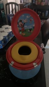 Mickey Mouse potty chair in 29 Palms, California