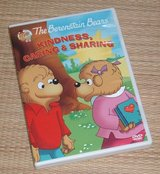 The Berenstain Bears Kindness Caring & Sharing DVD in Bolingbrook, Illinois