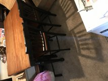 Dining Room Table with 6 tall chairs in Fort Campbell, Kentucky