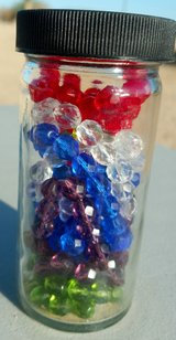 GLASS CRYSTAL CUT BEADS in 29 Palms, California