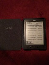 Kindle paper white e-reader in Beaufort, South Carolina