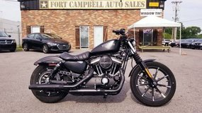 2018 Harley-Davidson XL883N Sportster Iron 883 in Fort Campbell, Kentucky