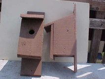 BROWN BIRDHOUSE 4 AVAILABLE in Camp Lejeune, North Carolina