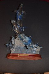 Busch Gardens Dolphins Collectible in Fort Campbell, Kentucky