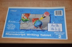 Learning to Letter Writing Tablet in Fort Campbell, Kentucky