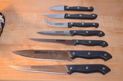Kitchen knives in Fort Campbell, Kentucky