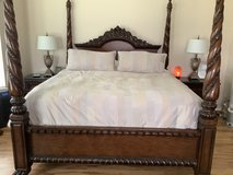Tuscan-Style Furniture in Bellaire, Texas