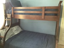 Twin over full bunk bed in Bellaire, Texas