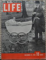 REDUCED Collectable LIFE Magazine 1936 in 29 Palms, California