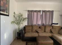Ashley sectional (right chaise) in Camp Pendleton, California