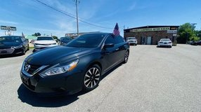 2018 Nissan Altima 2.5 SV Sedan 4D 4 FWD 4-Cyl, 2.5 Liter in Fort Campbell, Kentucky